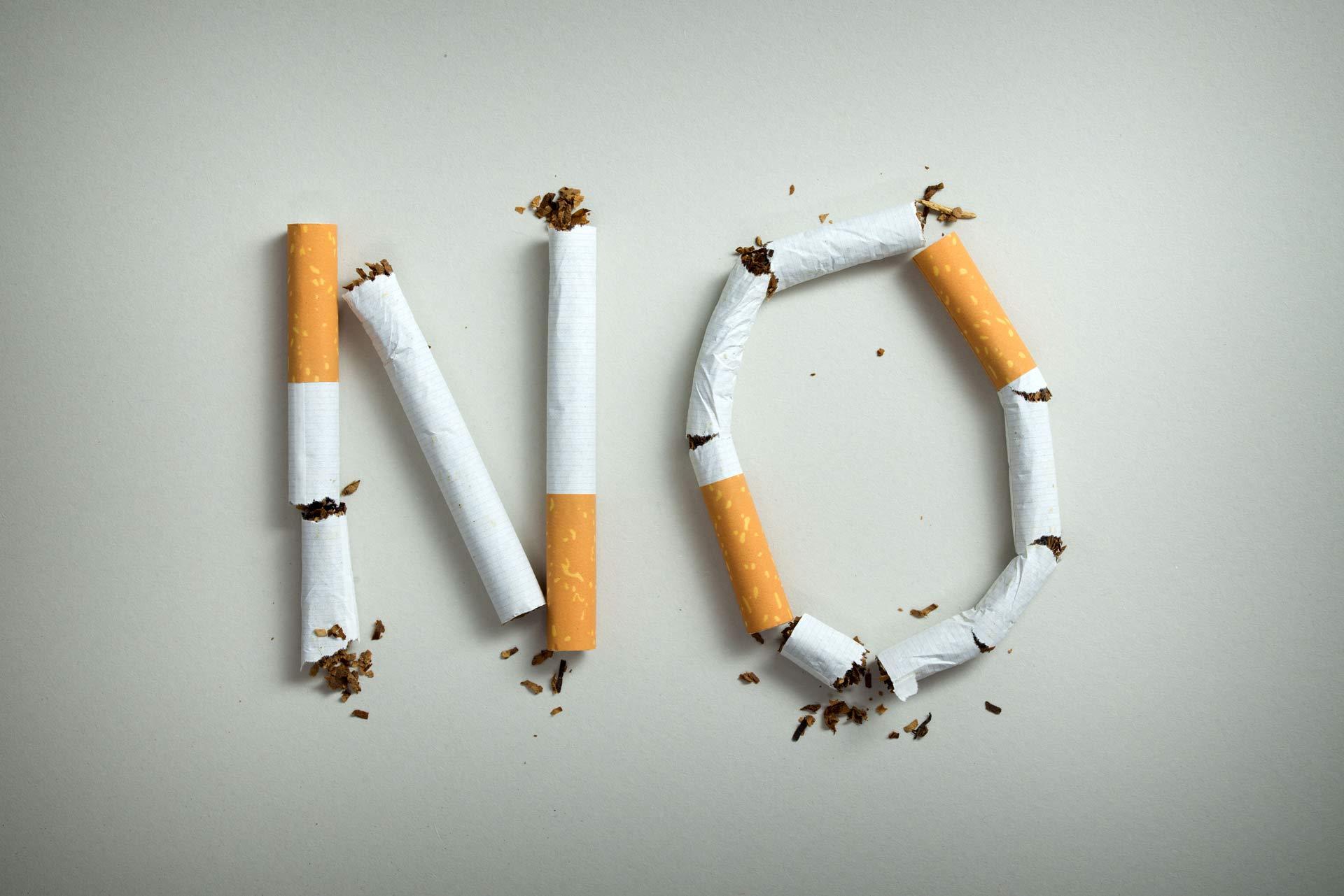 dohányzás megelőző intézkedések